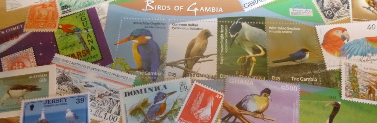 Bird Stamp Society